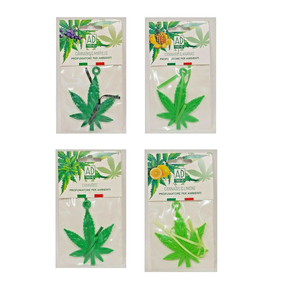 profumatore ambiente cannabis