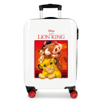 TROLLEY RE LEONE TIMON E PUMBAA DISNEY VALIGIA DA VIAGGIO CM. 55 IN ABS - 2448761