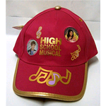Cappello con visiera femminuccia Disney High School Musical 54 CM - D28002