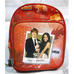 Borsa zaino scuola asilo Disney High School Musical 24x30cm